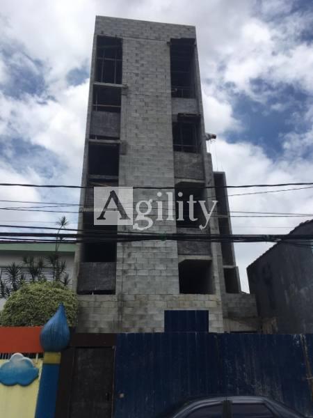 Apartamento em condomínio padrão para venda no bairro vila