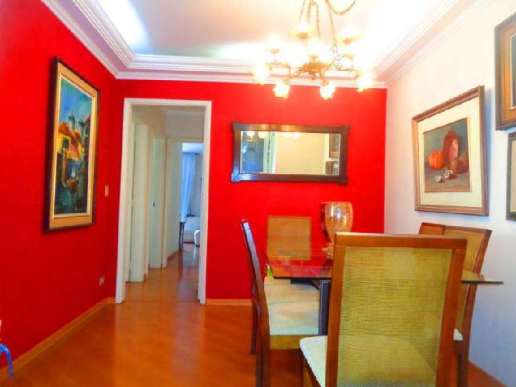 Apartamento para aluguel com 110 metros quadrados com 3