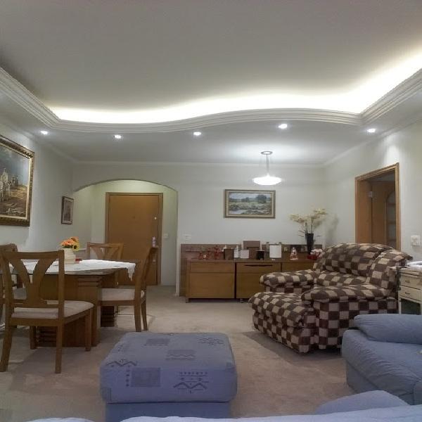 Apartamento para aluguel com 92 metros quadrados com 2