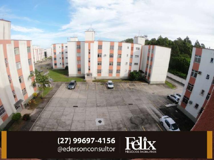 Apartamento para venda com 02 quartos em Castelândia -