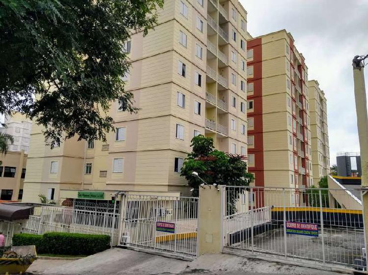 Apartamento para venda possui 65 metros quadrados com 3