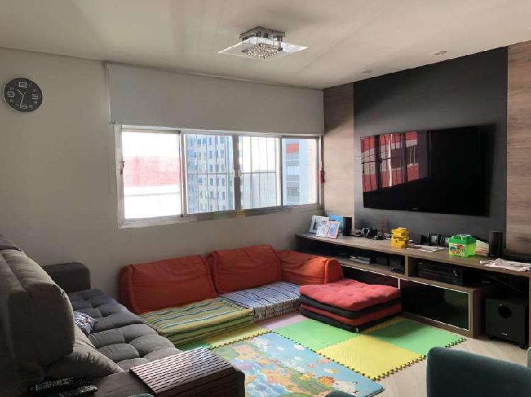Apartamento para venda tem 100 metros quadrados com 3