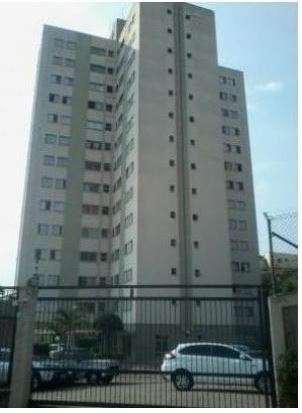 Apartamento para venda tem 52 m2 com 2 quartos e 1 vaga de