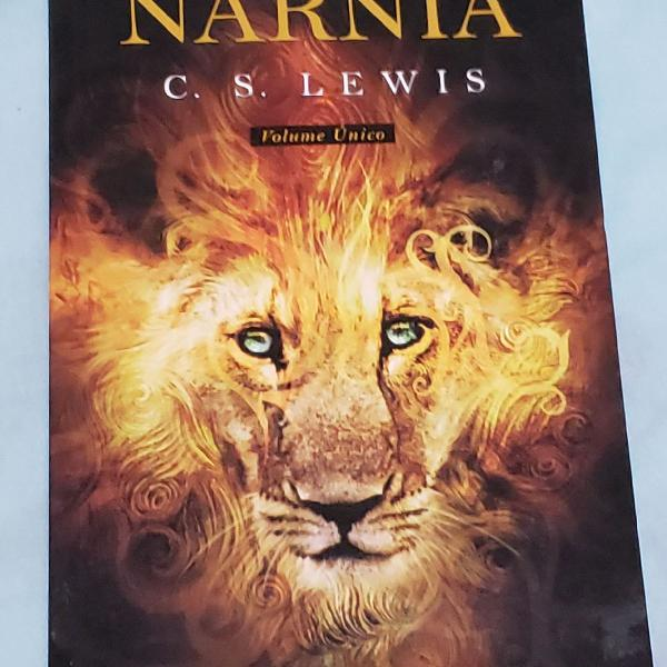 As crônicas de nárnia: volume único