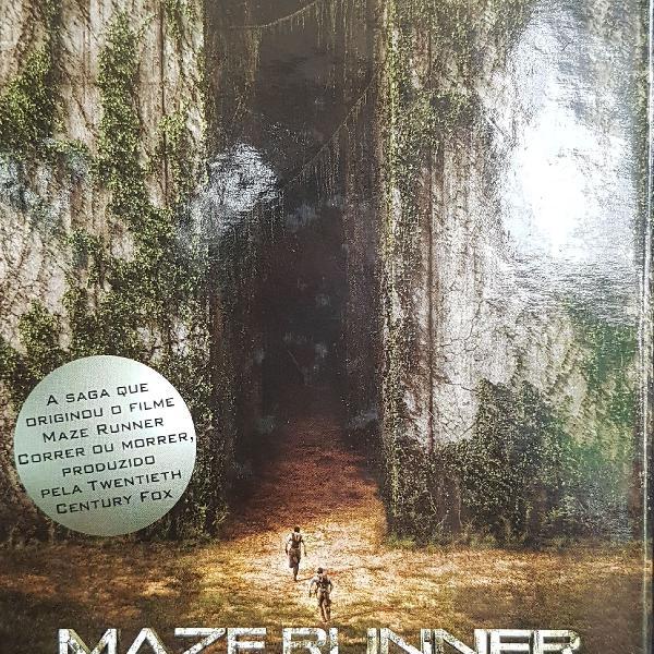 Box maze runner - edição completa