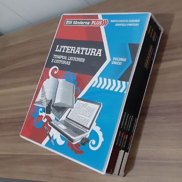 Box de literatura - vol. único