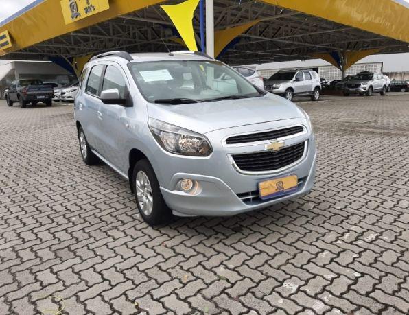 Chevrolet spin ltz 1.8 8v econo.flex 5p mec. flex - gasolina