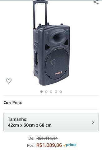 Caixa amplificadora trc513
