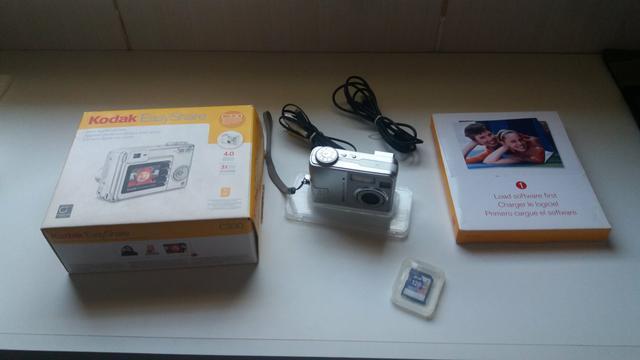 Camera digital kodak easy share - c330