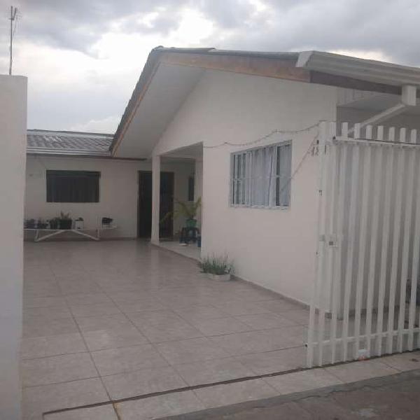 Casa com 2 quartos-Edicula nos fundos-Cidade Industrial -