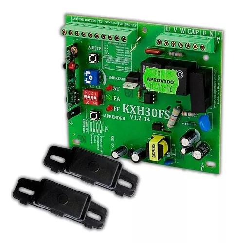 Central placa motor kxh30fs sensor hall rossi + par ima fim