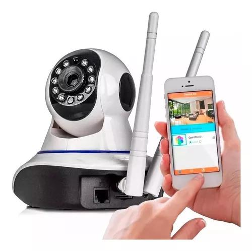 Câmera ip wifi segurança wireless p2p hd onvif ptz 1.3mp