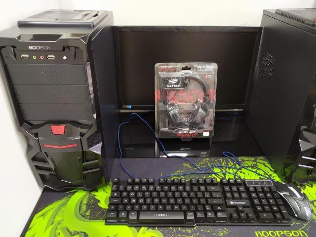 Computador gamer core i3 completo