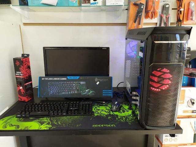 Computador gamer core i5 completo