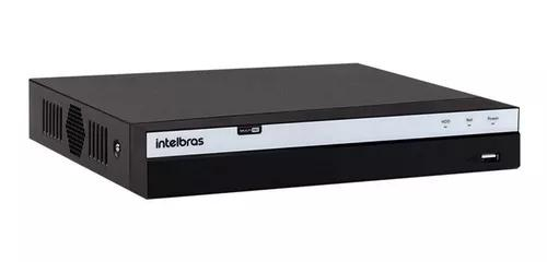 Dvr stand alone 8 canais intelbras mhdx 3108 full hd 1080p.