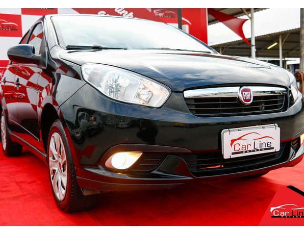 Fiat grand siena attrac. 1.4 evo f.flex 8v flex - gasolina e