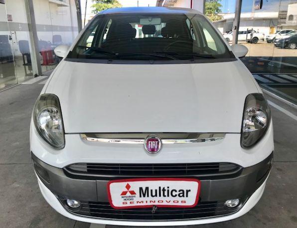 Fiat punto sporting 1.8 flex 8v/16v 5p flex - gasolina e