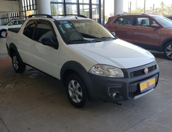 Fiat strada working 1.4 mpi fire flex 8v cd flex - gasolina