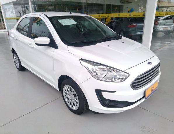 Ford ka 1.0 s tivct flex 5p flex - gasolina e álcool manual
