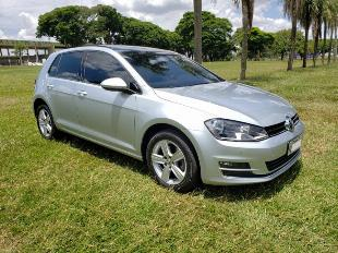 Golf 1.4 tsi highline prata 2015 novo