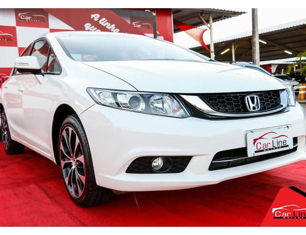 Honda civic sedan lxr 2.0 flexone 16v aut. 4p flex -