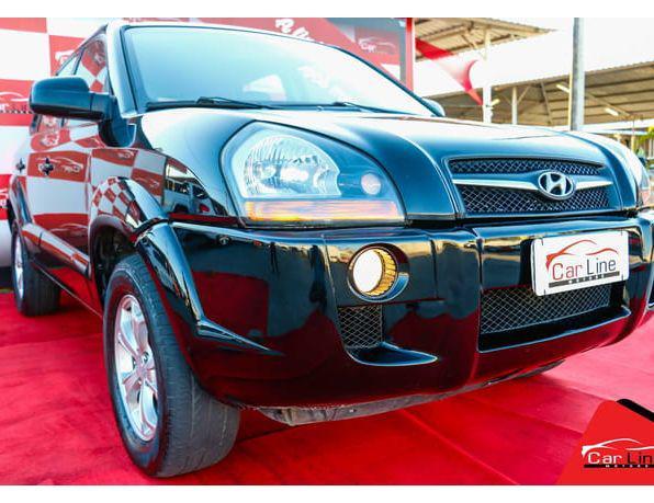 Hyundai tucson 2.0 16v aut. gasolina manual