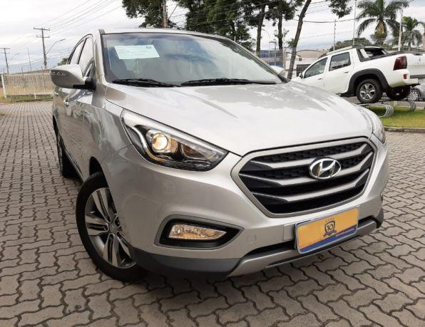 Hyundai ix35 2.0 launching edition 16v flex aut. flex -