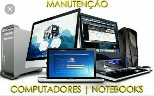 Informatica - manutenção - computador - notebook -