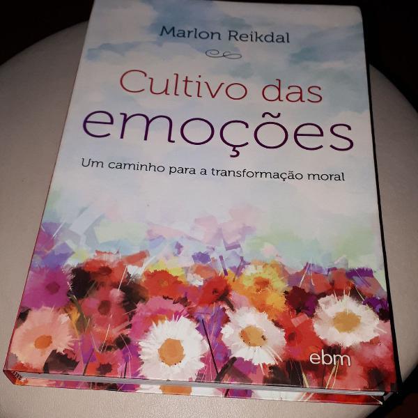 Livro cultivo das emoções...
