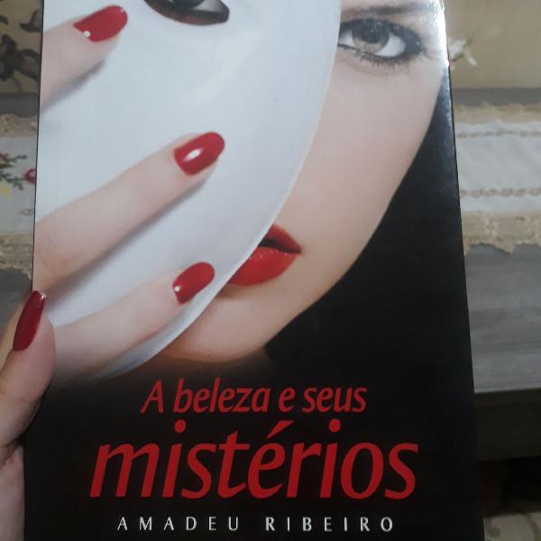 Livro a beleza e seus mistérios