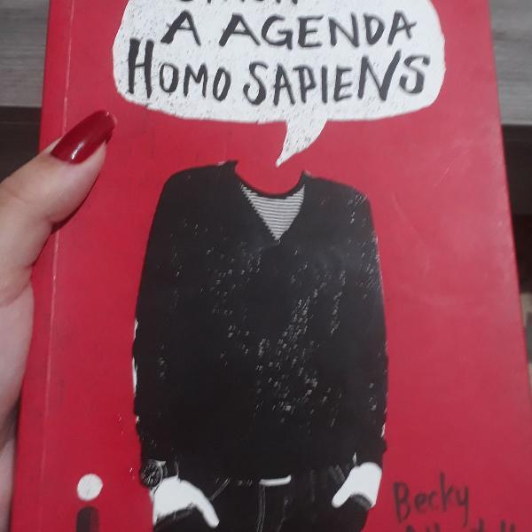 Livro simon vs a agenda homosapiens