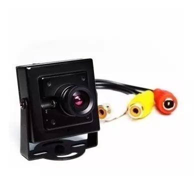 Mini micro camera com audio 2000 linhas mod 507