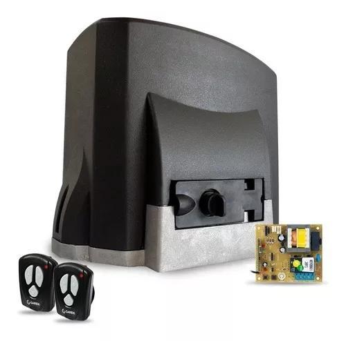 Motor portão eletrônico deslizante kdz fit 1/4hp garen