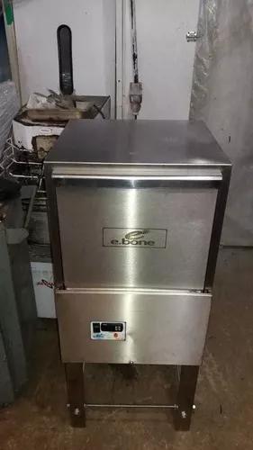 Máquina de lavar louça e_bone