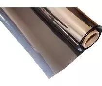 Película Bronze Refletivo Com 1m X 25m + 1,52m X 5m