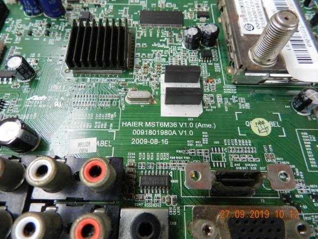 Placa principal hbtv-4203 mst6m36 v1.0 (defeito)
