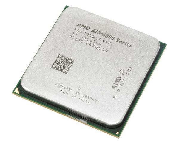 Processador amd A10 6800K em perfeitas condições