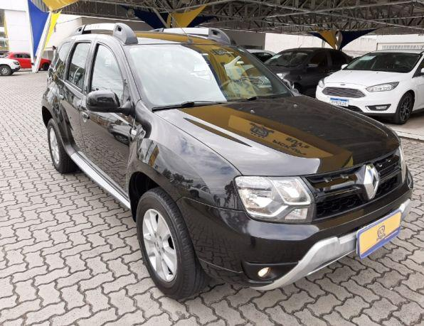 Renault duster dynamique 2.0 flex 16v aut. flex - gasolina e