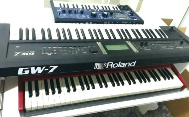 Roland gw7 top r$1.399 (parcelo cartão na parcela que