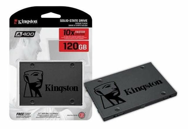 Ssd kingston 120gb a400