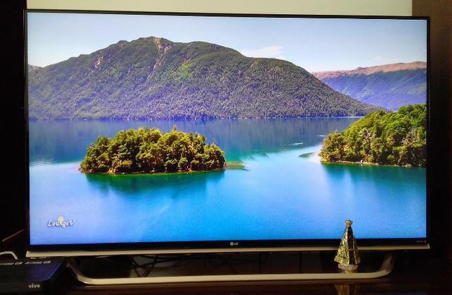 Smart tv lg ultrahd ips 4k 49