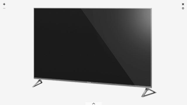 Smart tv panasonic ex 750b 65 polegadas 4k, hdr, painel