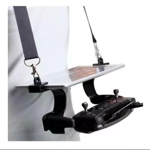 Suporte com alça para drone dji mavic pro/platinum