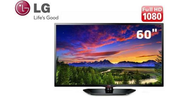 """Tv lg 60"""" (oportunidade)"""