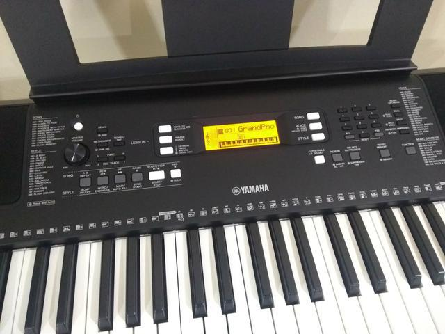 Teclado musical yamaha psr-e363