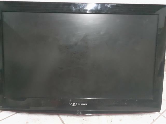 Tv buster 32 polegadas (placa fonte queimada)