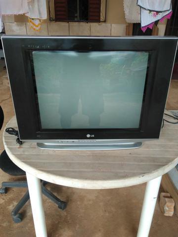 Tv e conversor digital