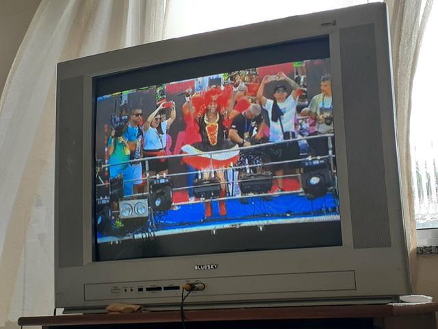 Tv tubo