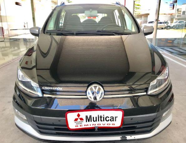 Volkswagen crossfox 1.6 t. flex 16v 5p flex - gasolina e