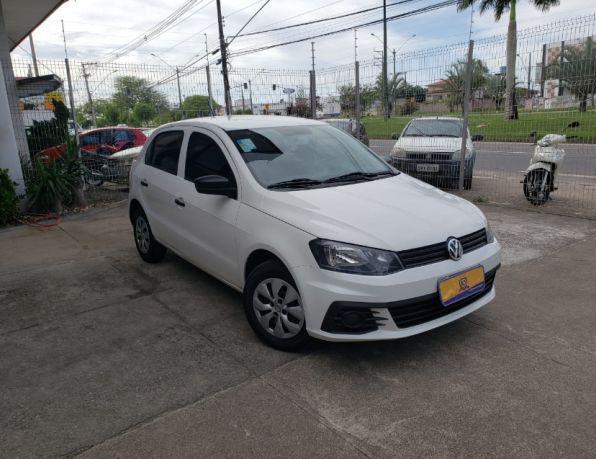 Volkswagen gol trendline 1.0 t.flex 12v 5p flex - gasolina e